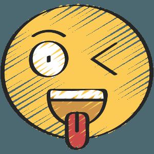 Emoji lingua fóra