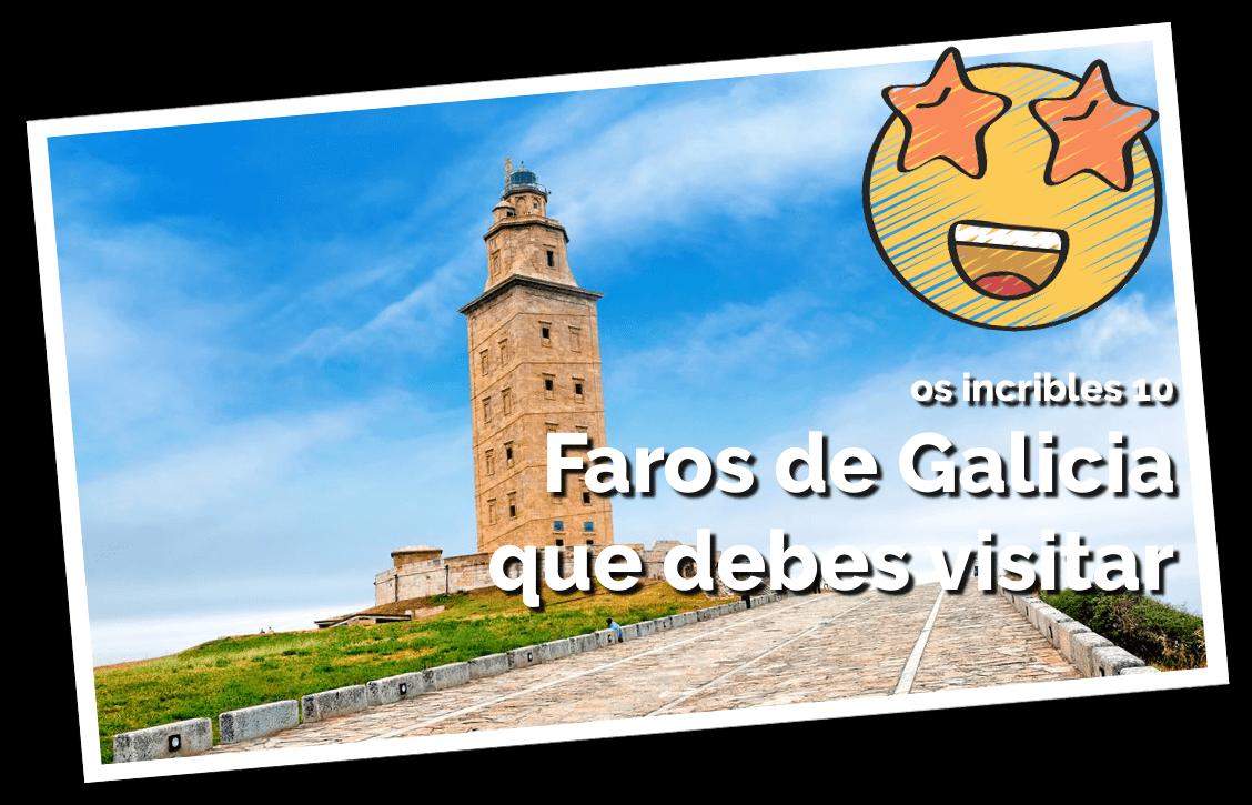 Imaxe destacada dos faros de galicia