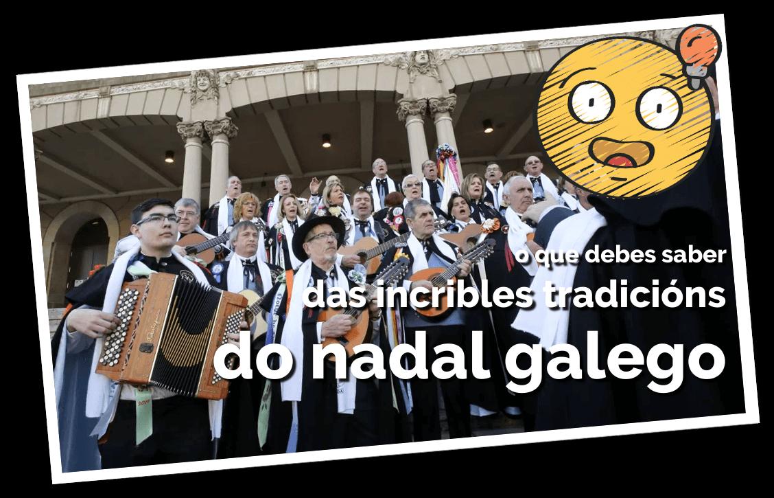 As tradicións do nadal galego