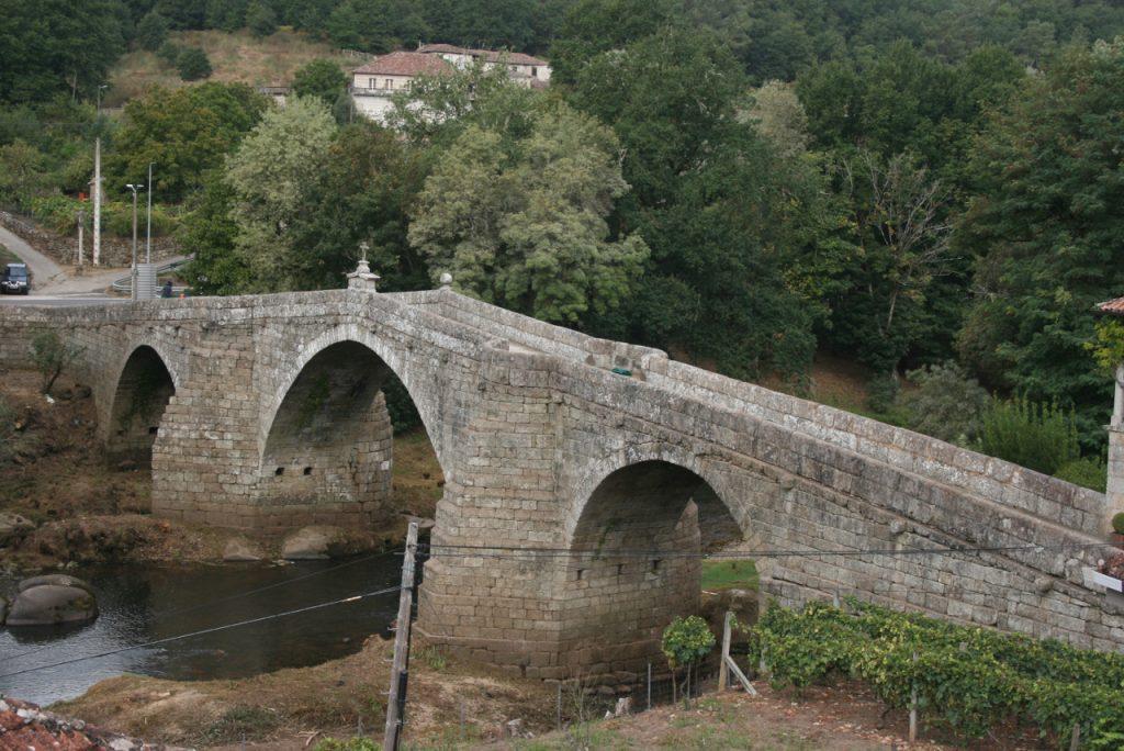 Ponte de S. Clodio (Leiro)