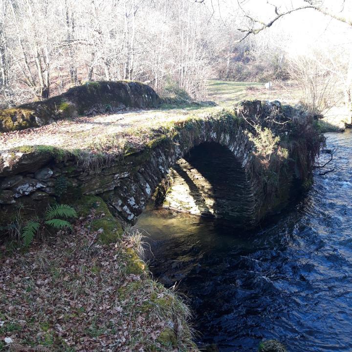 Ponte Gomaíl (Forcarei)